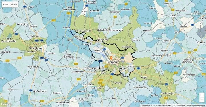 Wohnungen Bremen Neustadt