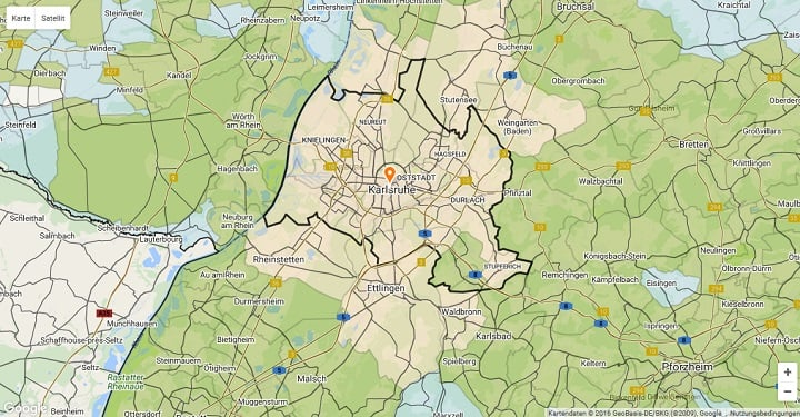 Karlsruhe Mietspiegel