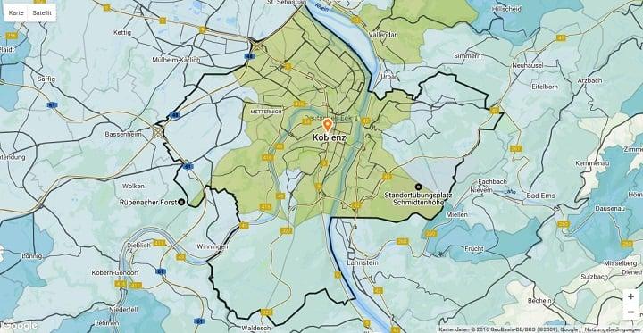Wohnung Mieten Koblenz Horchheim
