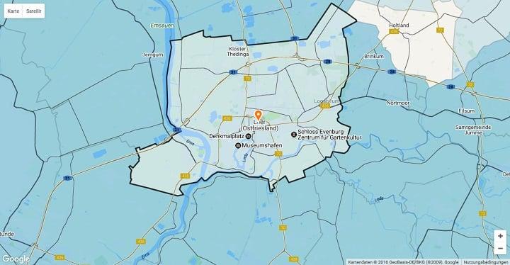 Wohnung Leer Ostfriesland